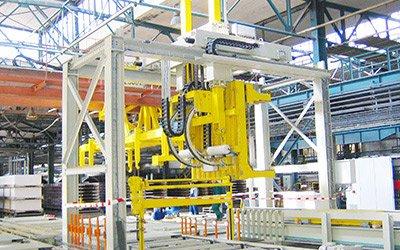 Automatisierungslösung für die Logistikbranche